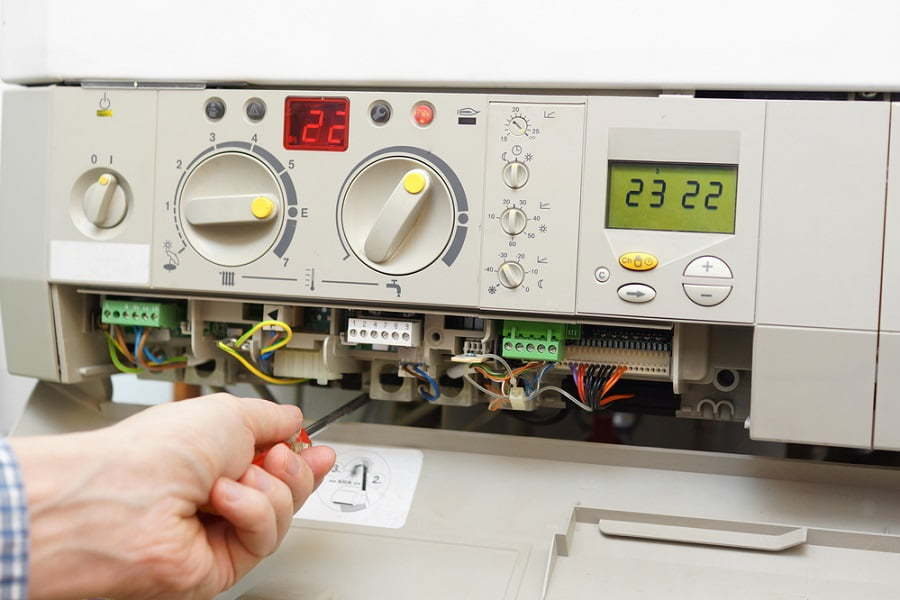 furnace servicing