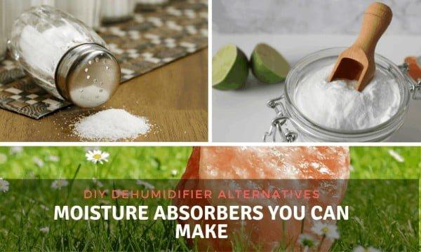 DIY Dehumidifier Alternatives: Moisture Absorbers You Can Make