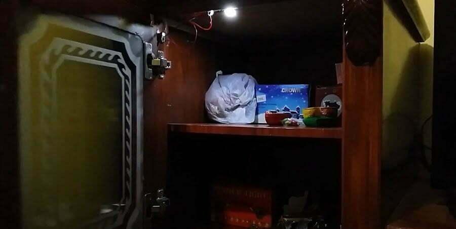 door led diy video