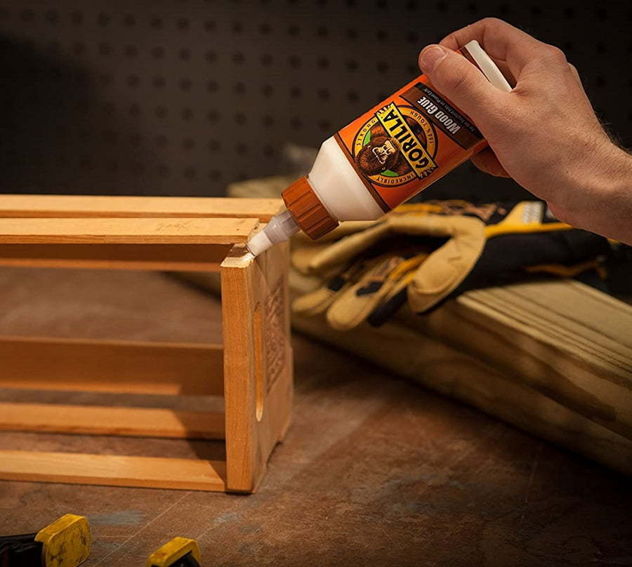 best particle board glue
