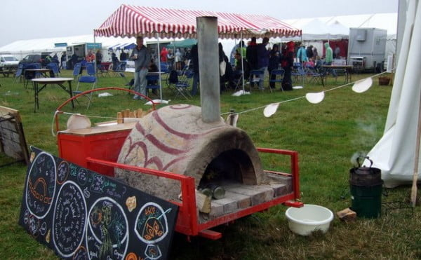 How to Build a Mobile Pizza Oven