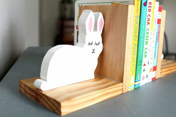 How to Build Wood Bookends
