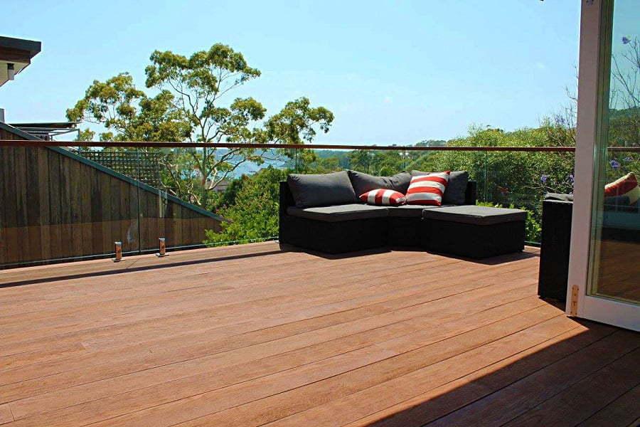millboard deck