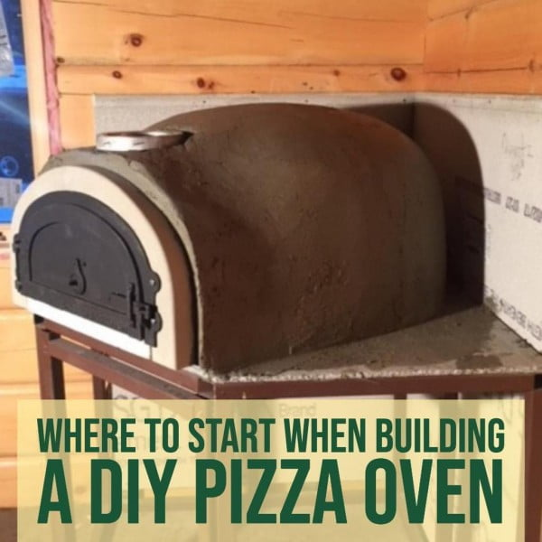 Where to Start When Building a DIY Pizza Oven