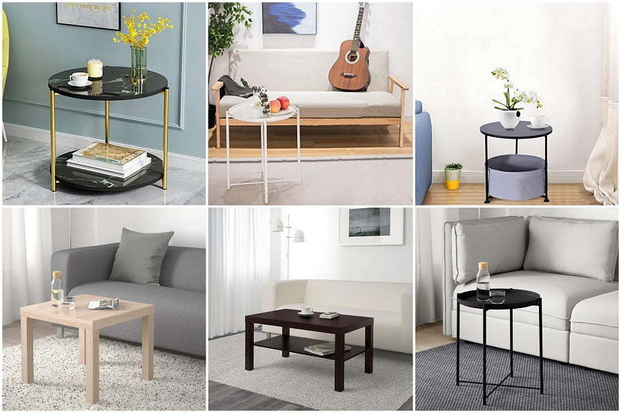 coffee tables under 30