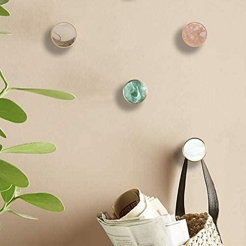 decorative knob hooks