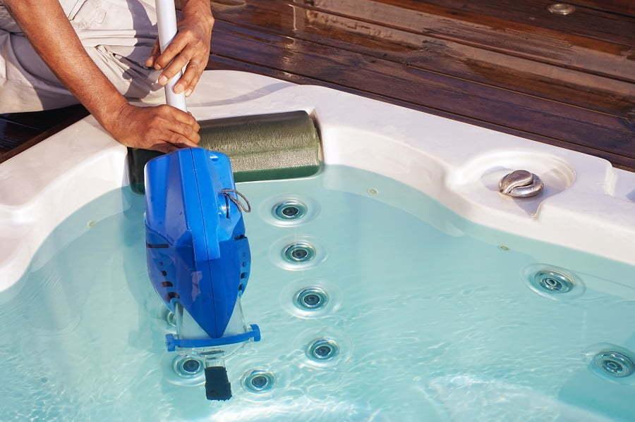 jetted bath maintenance