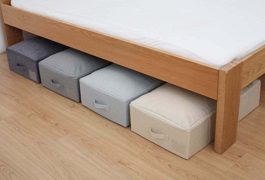 under bed bins