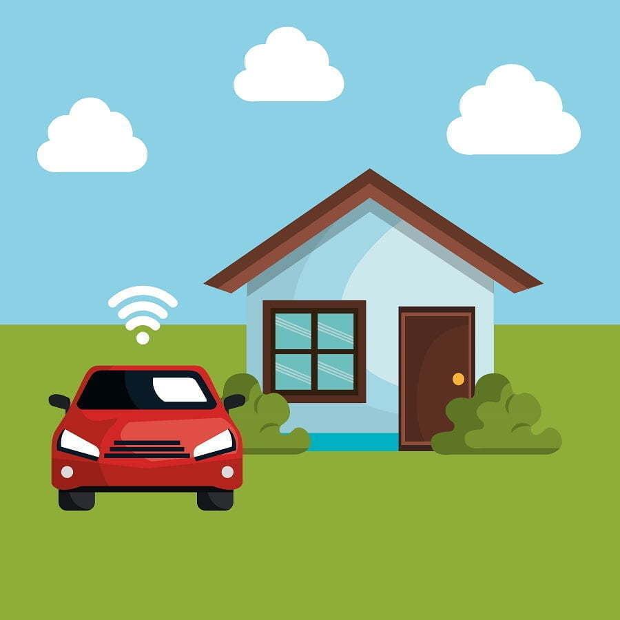 garage wifi