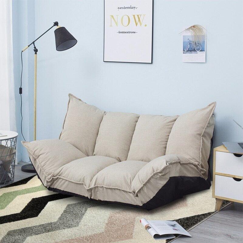 pillow futon