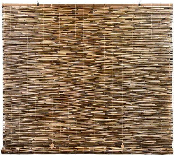 natural bamboo shades