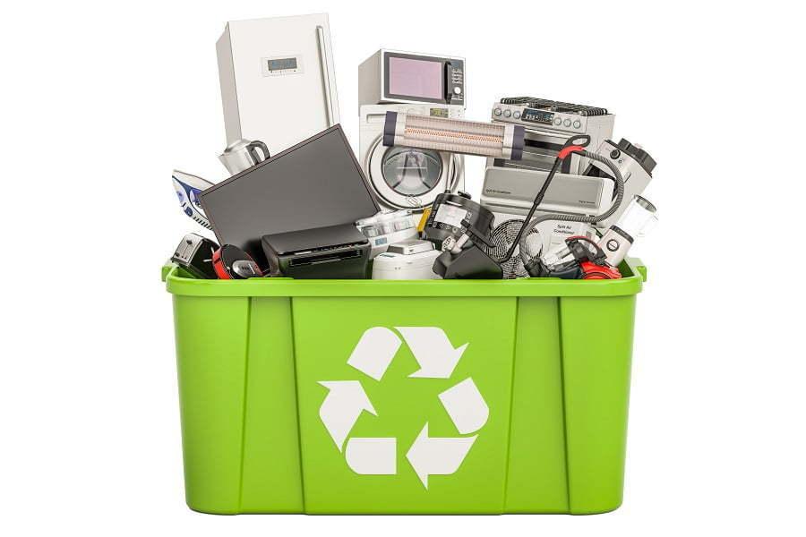 electronic recycle