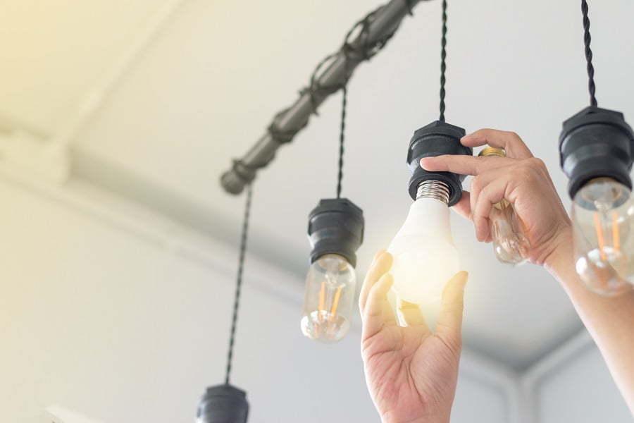 improved lighting fixtures