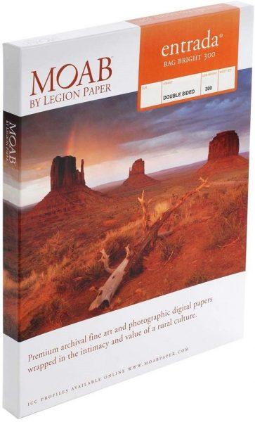 moab fine art print paper