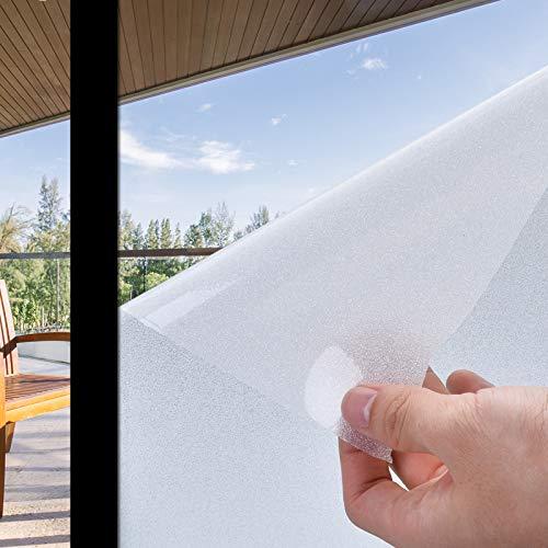 non-adhesive window film