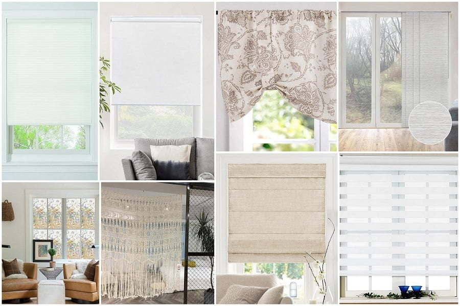 window blinds alternatives