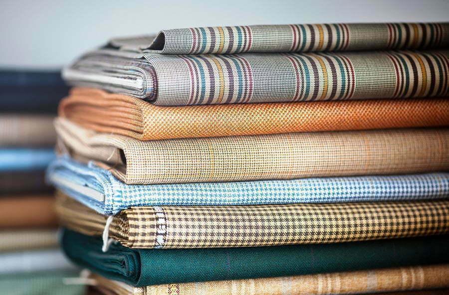 folded linen