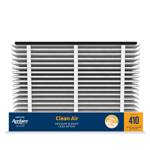 Aprilaire Replacement Air Filter for Whole Home Air Purifiers Clean Air Dust Filter, MERV 11