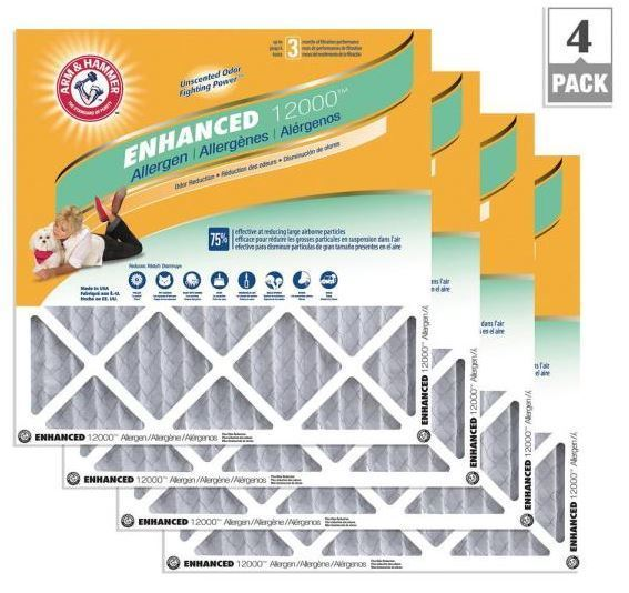 arm hammer furnace filter