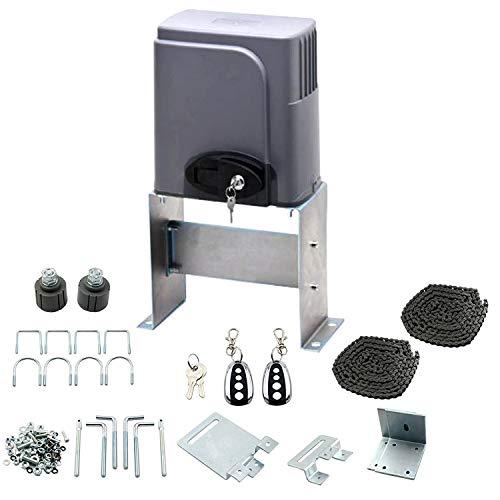 Automatic Sliding Gate Opener Hardware Sliding Driveway Security Kit
