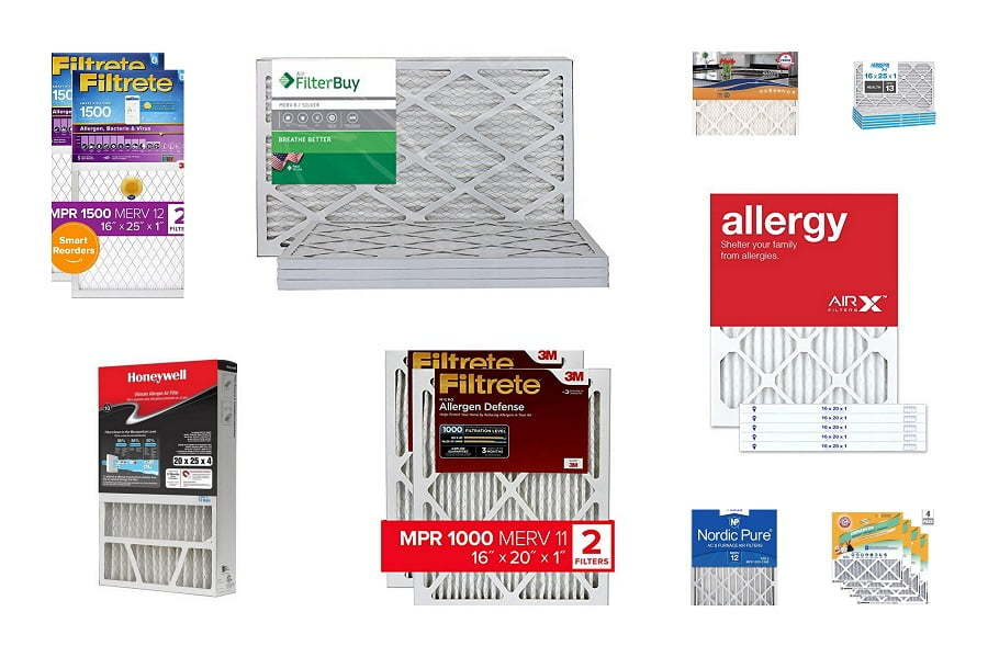 best air filters for home furnace