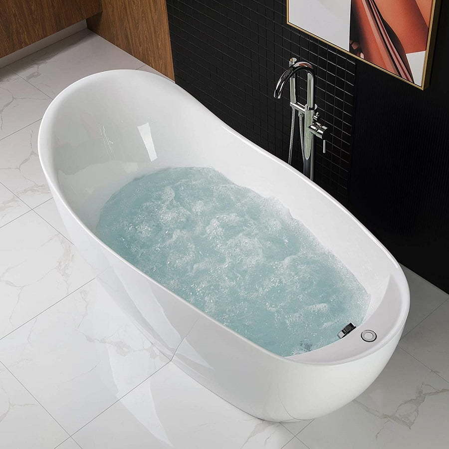 bubble jet bathtub