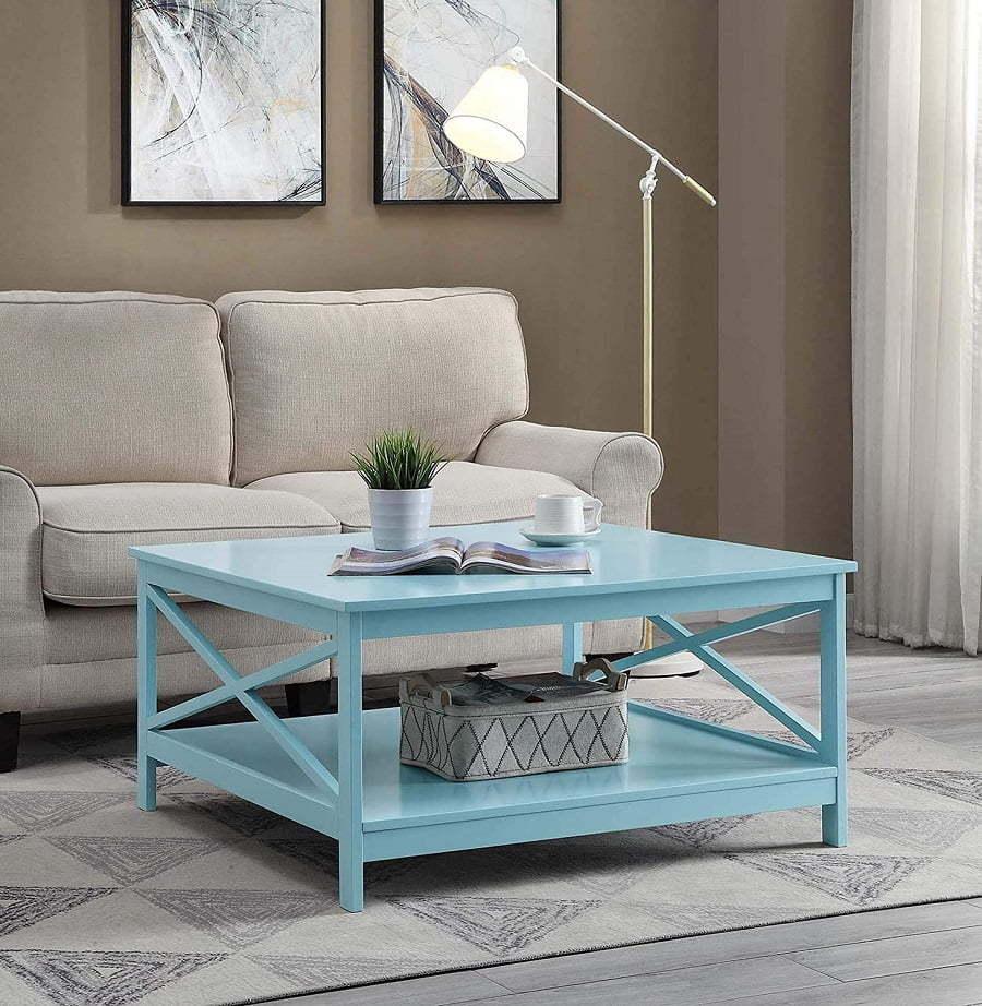 coastal coffee table