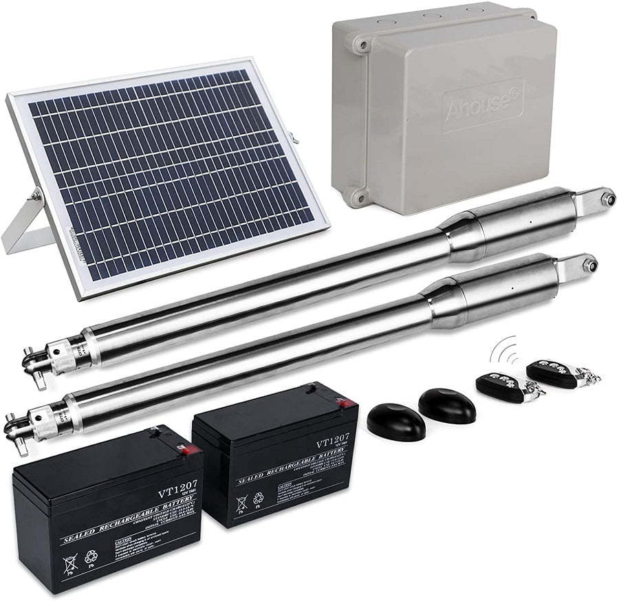 fisters solar gate opener