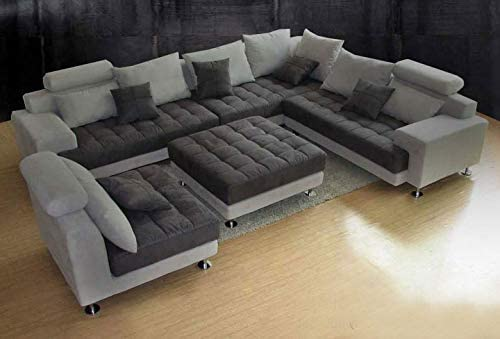 large sectional