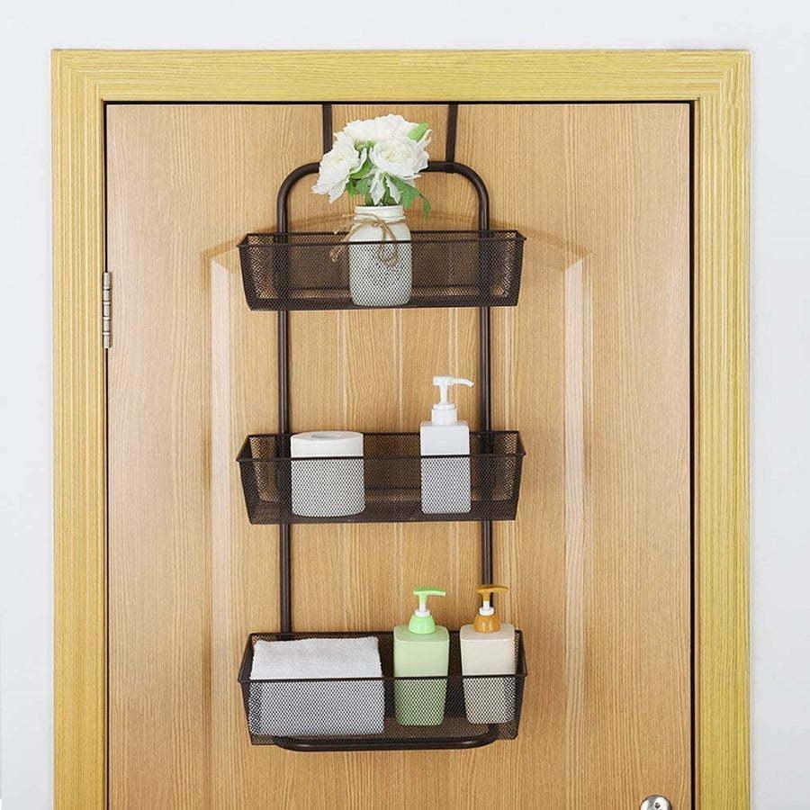 over-the-door shelves