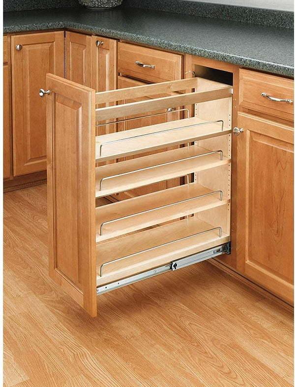 pantry pullout shelf