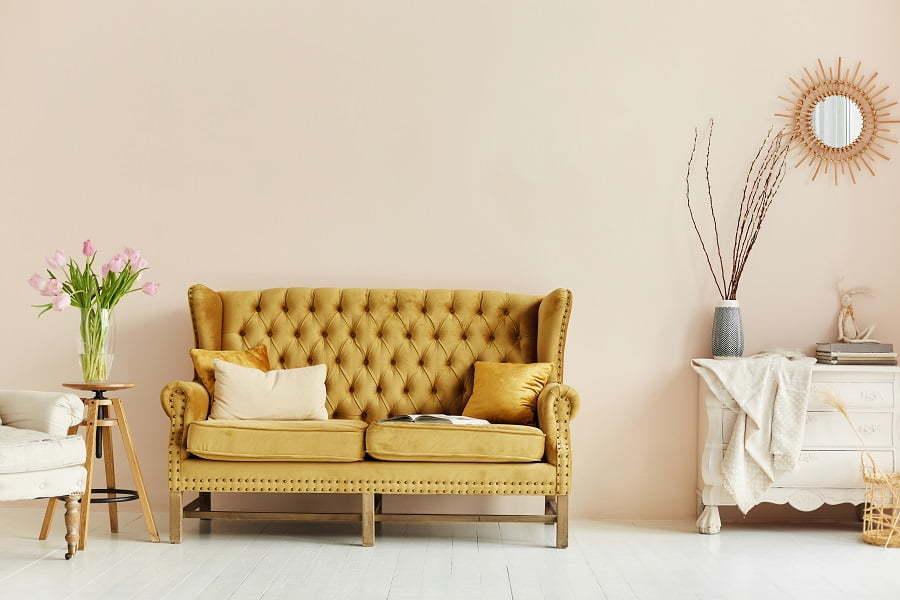accent sofa