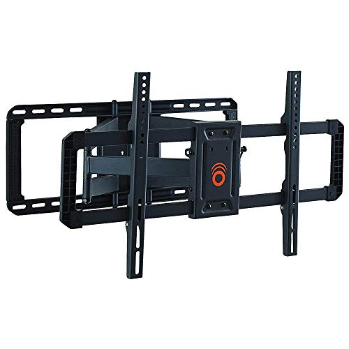 ECHOGEAR Full Motion TV Wall Mount for Big TVs Up to 86