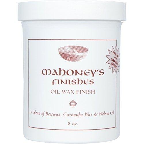 Mahoney's Finishes Walnut Oil Wax