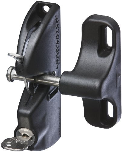 National Hardware gate lock latch
