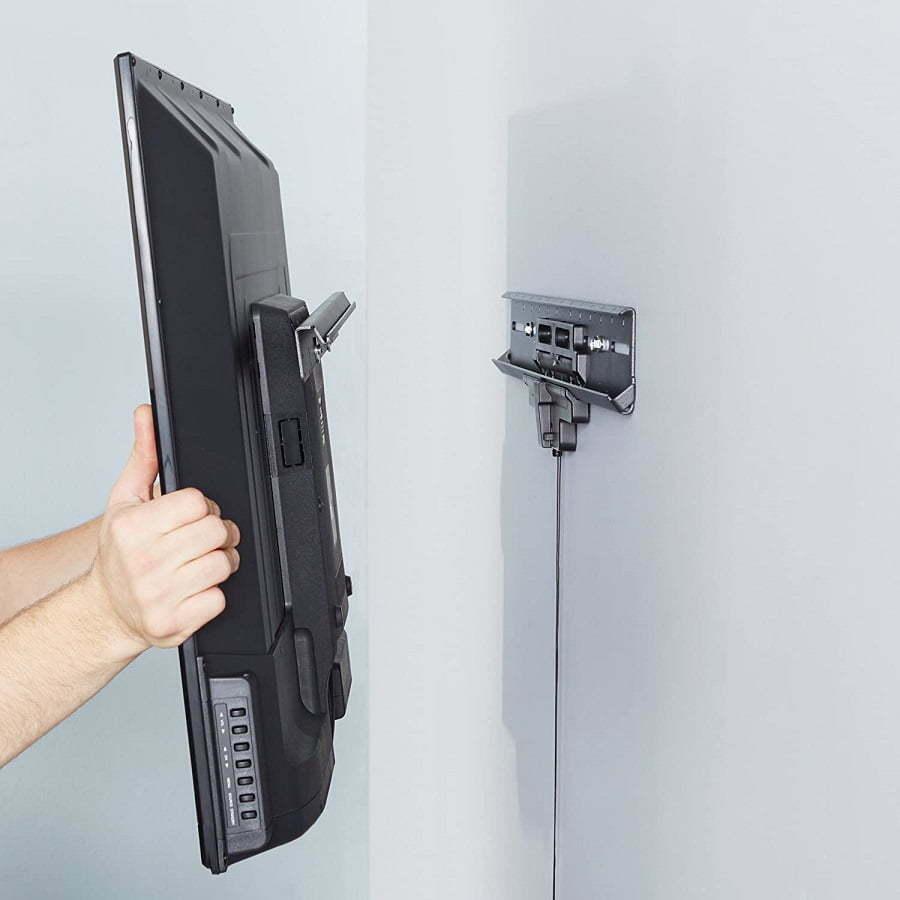 no-stud tv wall mount