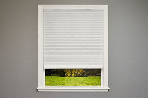 Trim-at-Home Cordless Cellular Light Filtering Fabric Shade