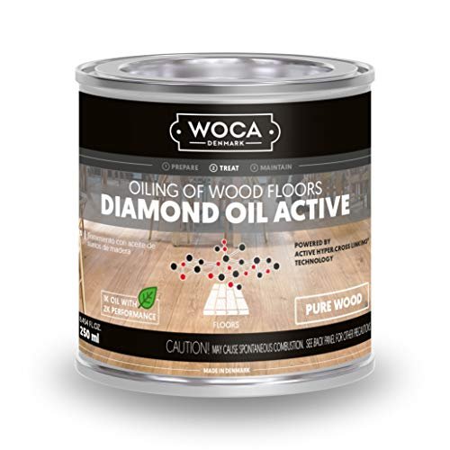 WOCA Denmark - Diamond Oil Active Wood Finish