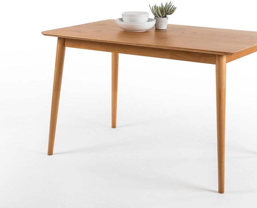 minimalist table