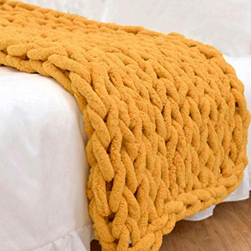"Abound Chunky Knit Throw Blanket - 50""x60"" -"
