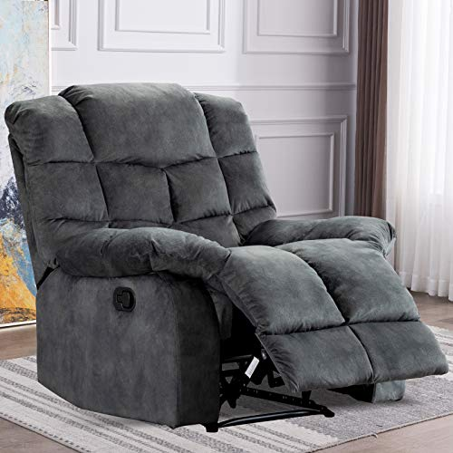 Anjhome Single Recliner Chairs For Living Room