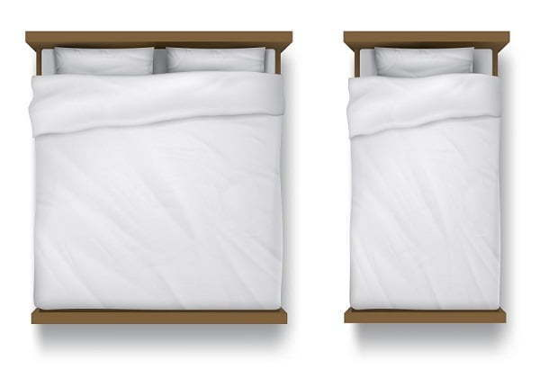 bed sizes