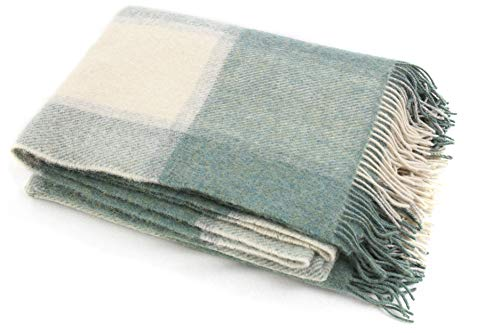 Irish Throw Blanket Made In Ireland Wool Throw