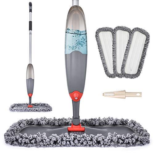 Spray Mop For Floor Cleaning, Domi-patrol