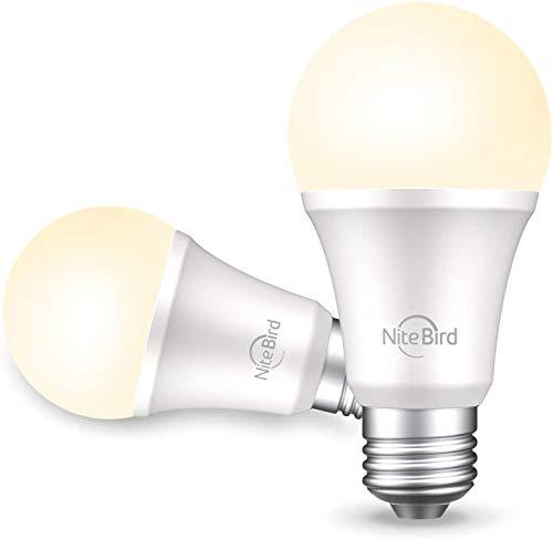 Nitebird Smart Light Bulb Works With Alexa And