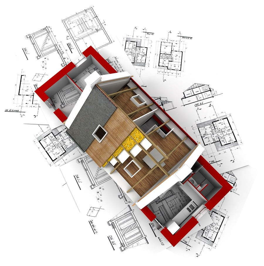 house blueprint design