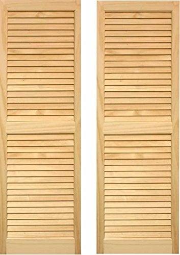 Ltl Home Products Shl55 Exterior Solid Wood