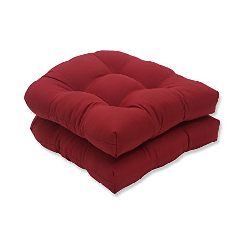 Pillow Perfect Outdoor/indoor Pompeii Tufted Seat