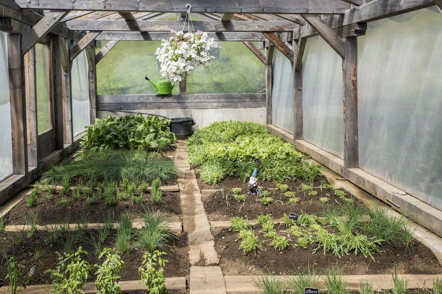 rafter greenhouse