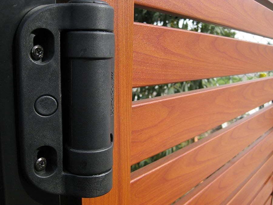 driveway gate hinges